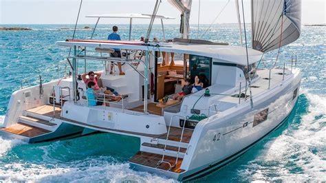 catamaran yacht for sale greece аlbertina lagoon 42 catamarans yacht rent greece
