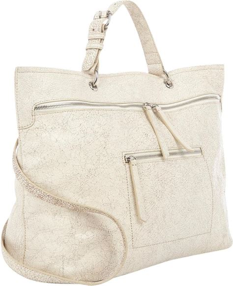 Derek Lam Lindsay Medium Bauletto Handbag by Derek Lam Fabulous 10 Crosby Zippy New Tagged White