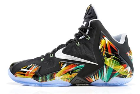 nike lebron 11 quot everglades quot sneakernews