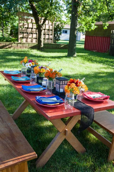 Farm To Table Dinners by How To A Farm To Table Dinner In Your Backyard