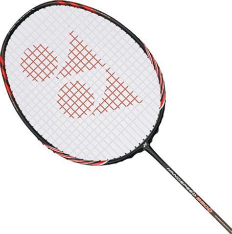 Raket Nanospeed 10 best badminton racquets in india
