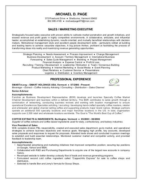 Page coffee resume