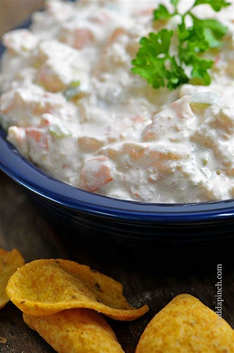 shrimp dip recipe dishmaps