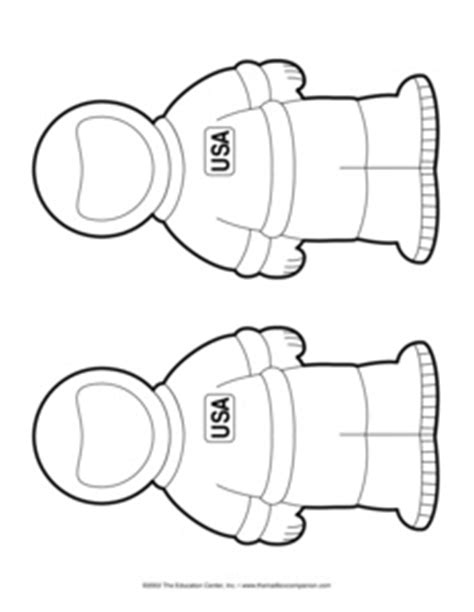 astronaut template preschool astronaut pictures to pin on pinsdaddy