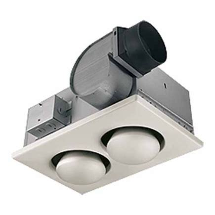 Nautilus Bathroom Fans by Nautilus 174 Exhaust Fan With Infared Heater Ls 164