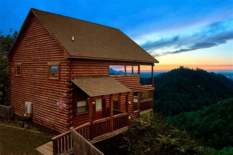 4 bedroom cabin in sevierville tn near dollywood