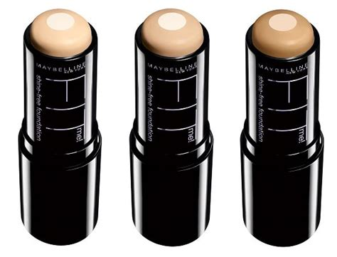 Maybelline Gel Foundation maybelline fit me foundation stick great for highlighting