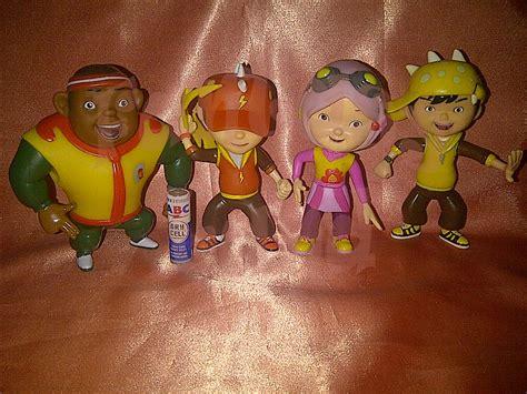 Figure Koleksi Mainan Pajangan Bobo Boy toko mainan boboiboy mainan toys