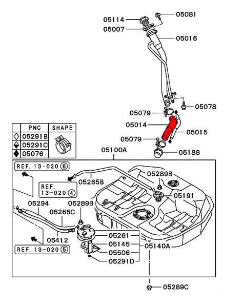 exploded diagram 2001 mitsubishi eclipse gs fuse box mitsubishi auto fuse