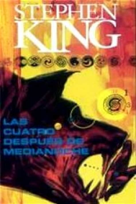 libro four past midnight libro cuatro despu 233 s de la medianoche de stephen king 1990 four past midnight