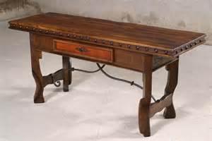 Cowboy Table L Western Sofa Table Western Rustic Sofa Tables Nrsworld