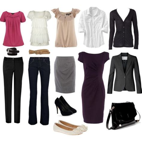 Mix And Match Wardrobe Pieces by Mix And Match Wardrobe Pieces
