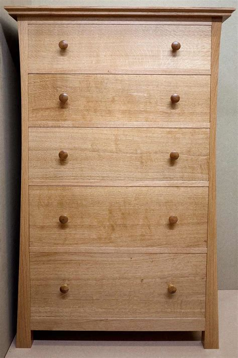 Chest Of Drawers Joinery Oak Chest Of Drawers Ross Langley Bespoke Furniture And