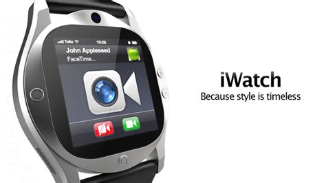 iwatch layout on iphone 4 apple iwatch concept designs cool things pictures