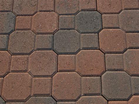 patio concrete pavers concrete octagon patio pavers rustic contemporary