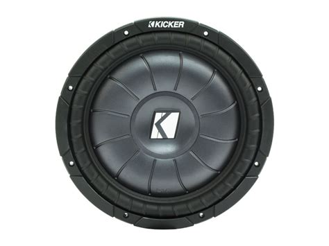 Kickers Safety 12 compvt 12 inch subwoofer kicker 174