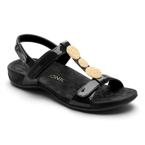 supportive sandals vionic rest farra s supportive sandals free