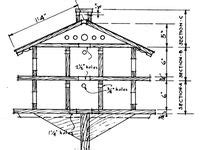 Simple Purple Martin House Plans 15 Best Images About Plans On Purple Martin House Plans Purple Martin And Simple