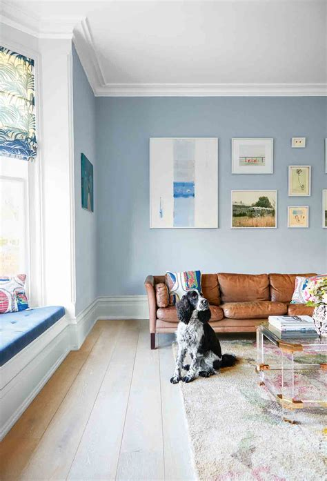 interior color trends    evolution  blue