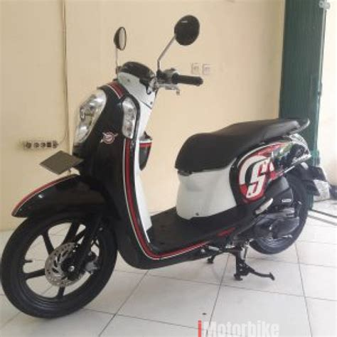 Credit Scoopy 2013 kredit scoopy sporty 2013 barang bagus mulus