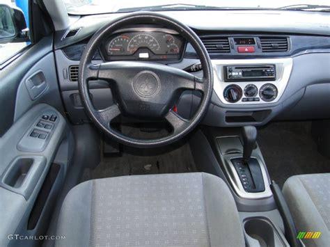 2004 Mitsubishi Lancer Interior by 2004 Mitsubishi Lancer Es Gray Dashboard Photo 56590194