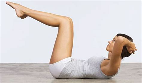 best crunches 6 different types of crunches best exercises