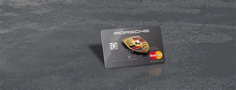 Porsche Kreditkarte porsche card neuwagen porsche centre zug