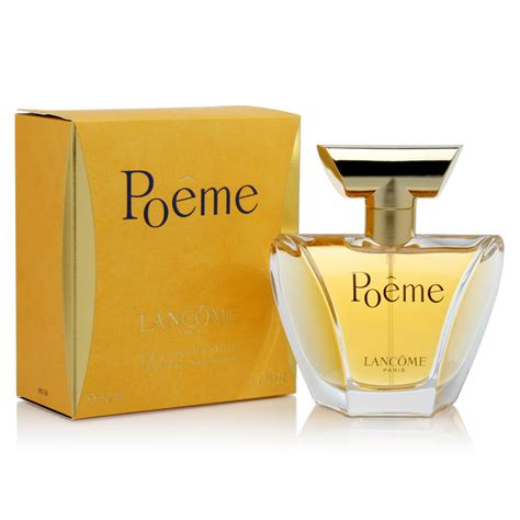 Lancome Parfum Original Poeme lancome poeme eau de parfum 50ml s of kensington