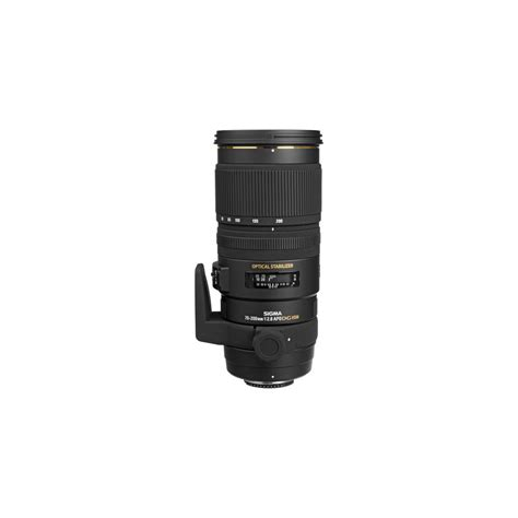 sigma 70 200mm f2 8 ex dg os hsm lens for nikon