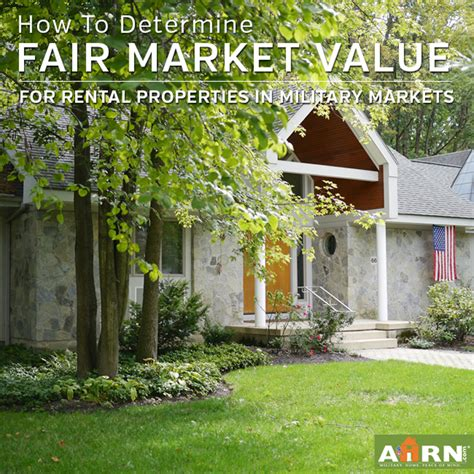 how to determine fair market values for your rental in