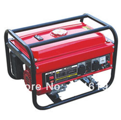 small portable generator gasoline engine generator home