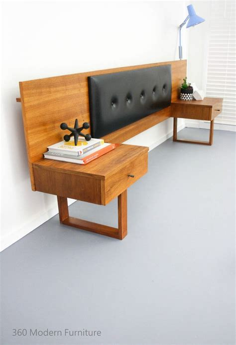 vintage mid century modern bedroom furniture 25 best ideas about mid century bedroom on pinterest