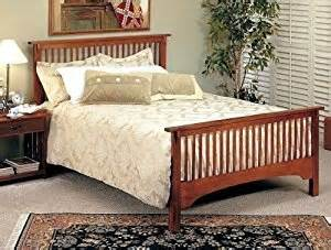 Mission Style Headboard Mission Style Oak Finish Size Bed Headboard And Footboard