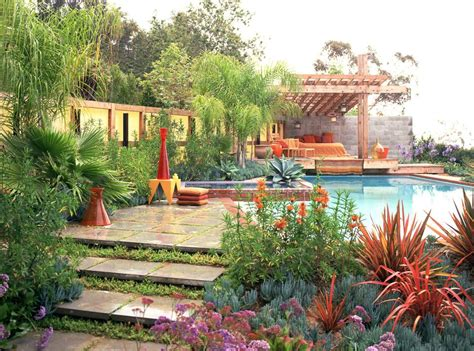 landscaping ideas for pool area landscaping ideas for pool areas pictures