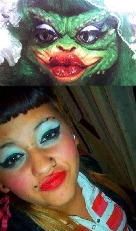 No Makeup Selfie Meme - wtf make up fails that you won t even believe