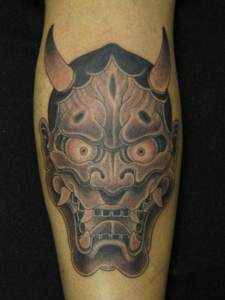 tattoo japanese demon arm japanese demon tattoo by mao and cathy