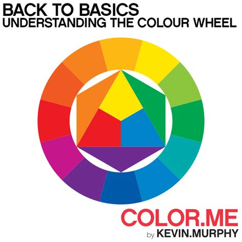 hair color theory back to basics understanding the colour wheel by