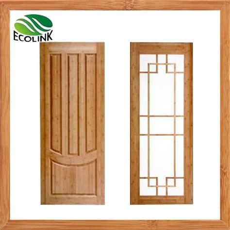 Bamboo Interior Door Bamboo Interior Doors Bamboo Doors Contemporary Interior Doors San Luis Obispo By Green Leaf
