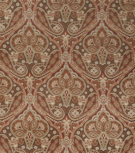 coach upholstery fabric jaclyn smith print fabric coach spicewood jo ann