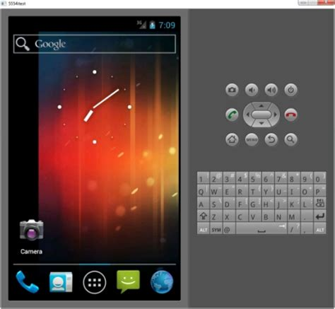 android phone emulator android emulator adds gpu support gets faster liliputing