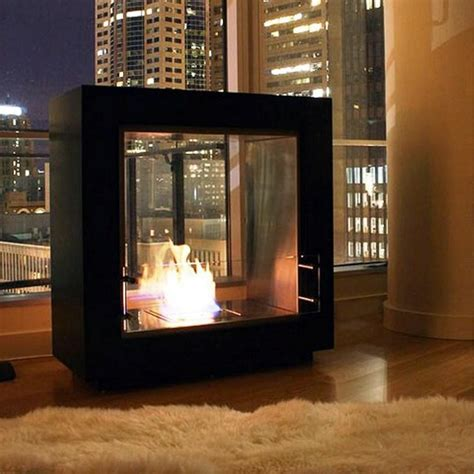 Free Standing Fireplace by 25 Best Ideas About Standing Fireplace On