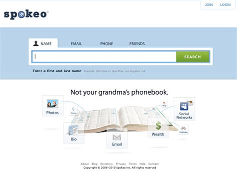 Spokeo Background Check Search For