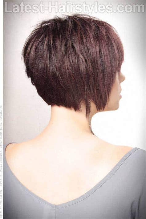 stylist back view short pixie haircut hairstyle ideas 40 stylist back view short pixie haircut hairstyle ideas 7