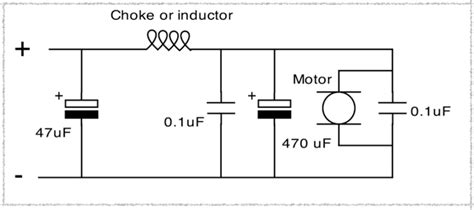 what causes an inductor to fail de coupling