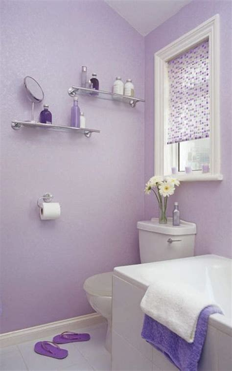 purple bathroom decorating ideas pictures purple bathroom ideas http www digsdigs com 33 cool