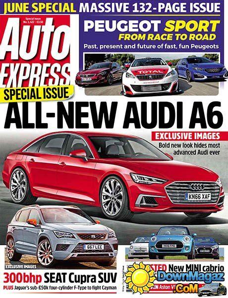 Auto Express by Auto Express 18 May 2016 187 Pdf Magazines