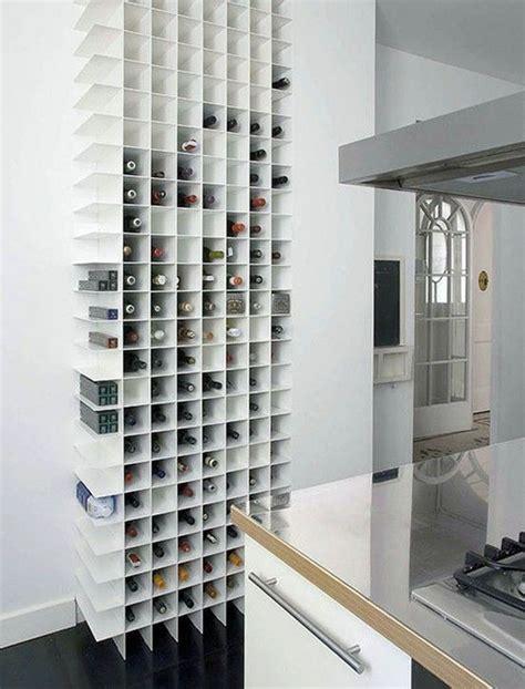 home wine shelving ideas