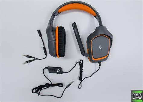 Headset Logitech G231 Prodigy logitech g231 prodigy review â î î entry level gaming headset ï î ï î îµï ï ï î î îµî â