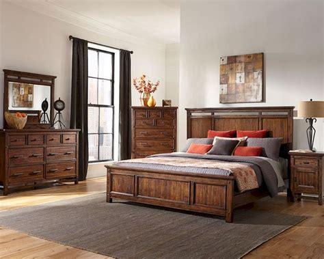 Intercon Bedroom Set Wolf Creek Inwk Br 6160set