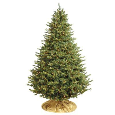 canadian balsam spruce artificial christmas tree holly